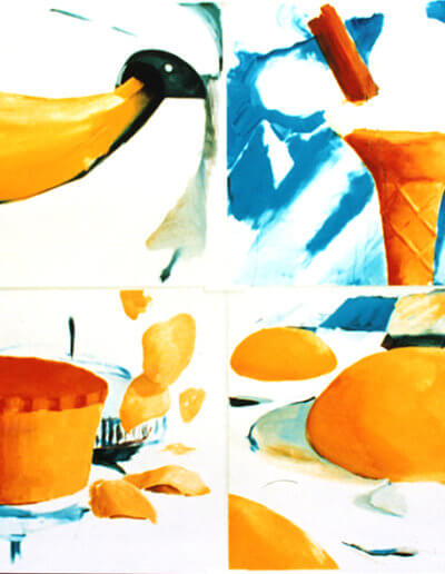 © Julian Sharples - Food, 1996