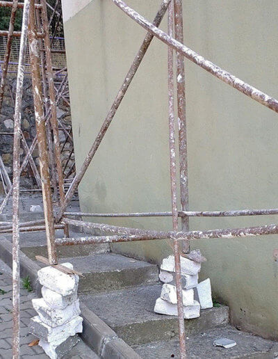Scaffolding in Turkey