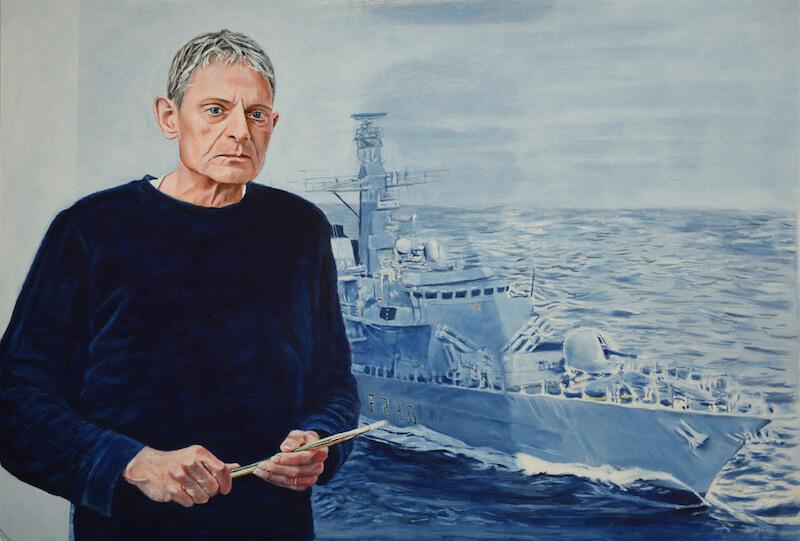 Self Portrait, Julian Lowe