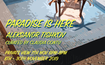 Events: Paradise is Here