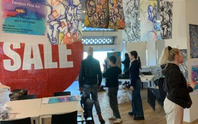 Tension Fine Art at Tate Modern