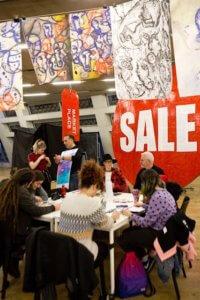 Tension Fine Art at the Tate Modern © Belinda Lawley