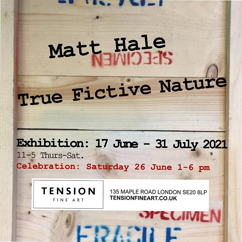 © Matt Hale Fine Art Gallery in London. Collectable art in Penge.